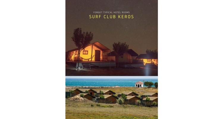 glamping-Surf Club Keros-Limnos
