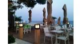 Nikiti beach bars