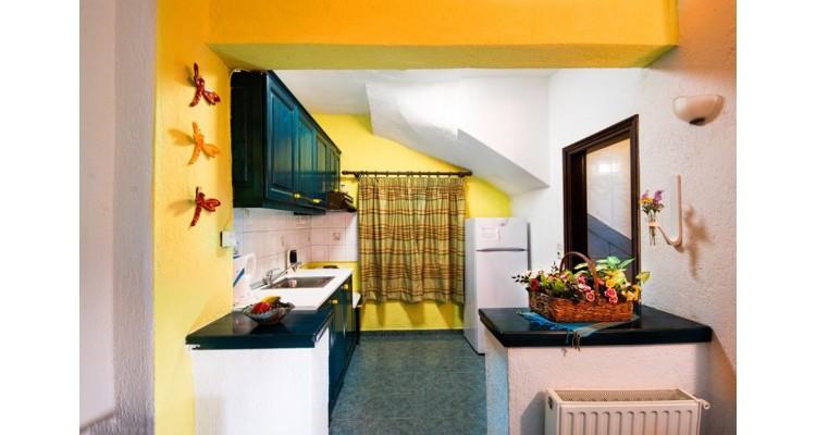 Villa Ble-kitchen