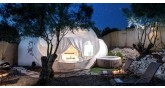 glamping-Bubble Tents-Nea Moudania-Halkidiki