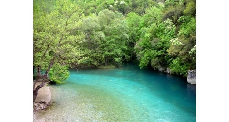Aoos-river