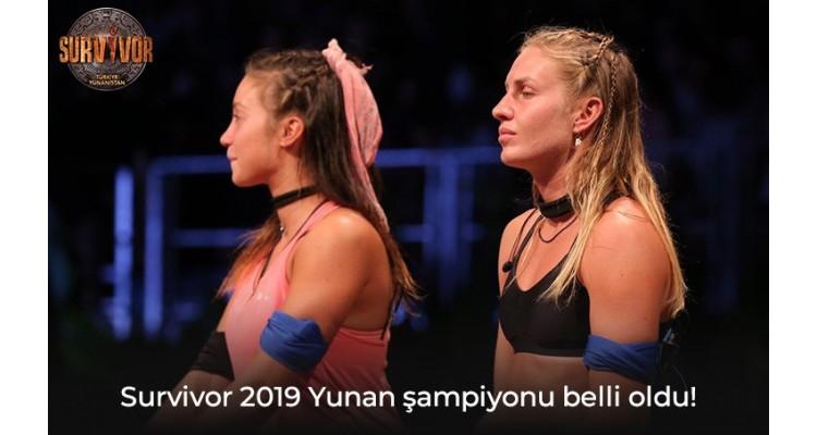 Survivor 2019-finals