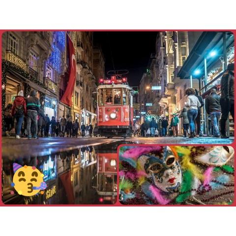 Dimaki Travel-İstanbul-Karnaval
