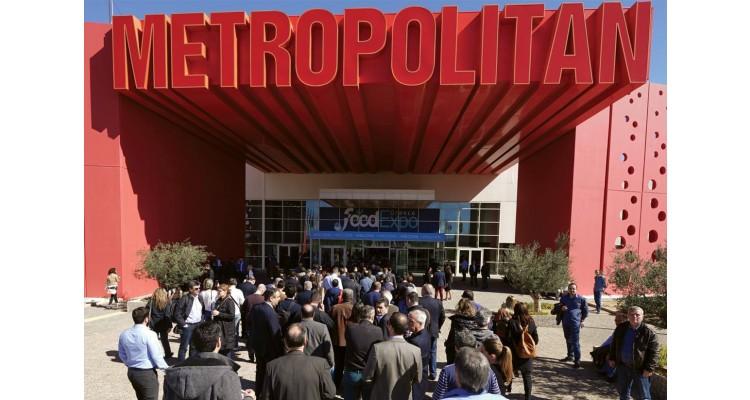 Metropolitan Expo-Athens