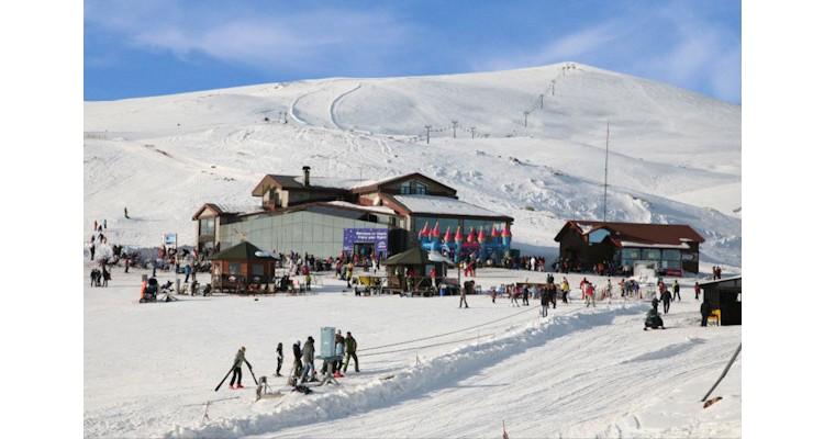 Kaimaktsalan-Ski Resort