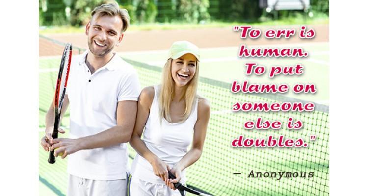 τένις-διπλά