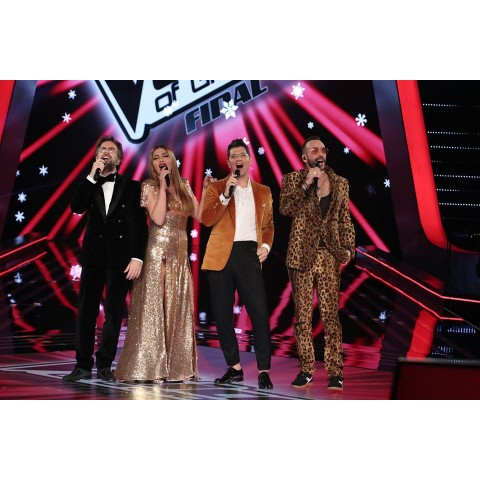THE VOICE OF GREECE 2018-THE FINAL
