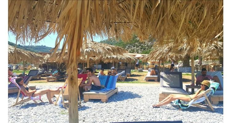 Glysteri-Beach Bar-Skopelos