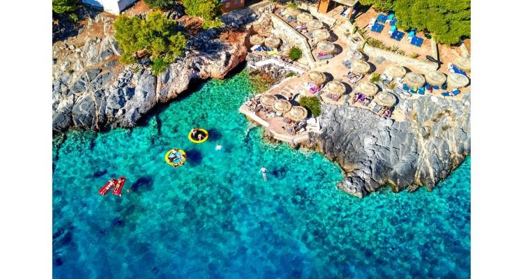 Greece-Agistri island