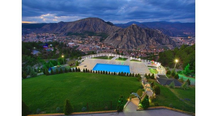 Apple Palace-Amasya