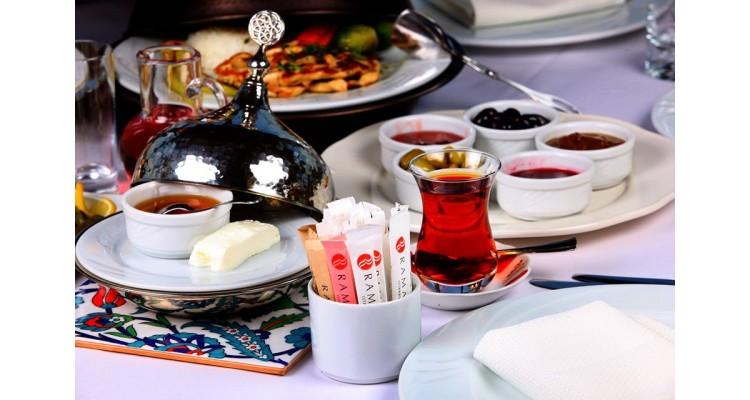 Ramada πρωϊνό