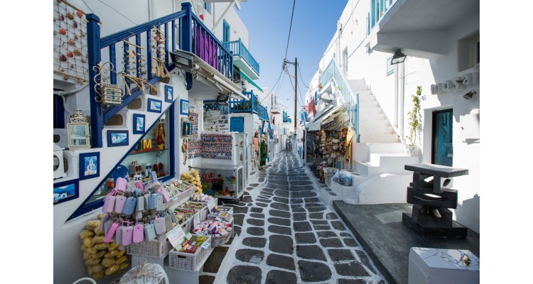 Greece-cyclades islands