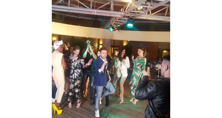 Stavros Kritikos-party