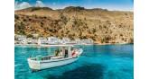 Loutro-Crete-blue sea