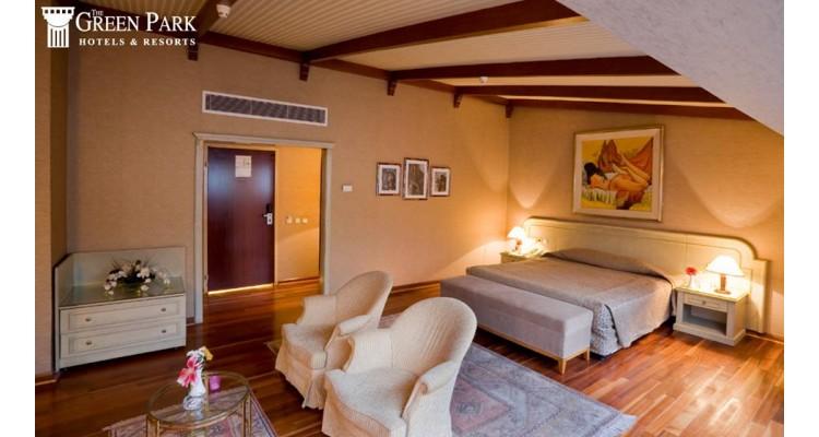 Green Park-bedroom