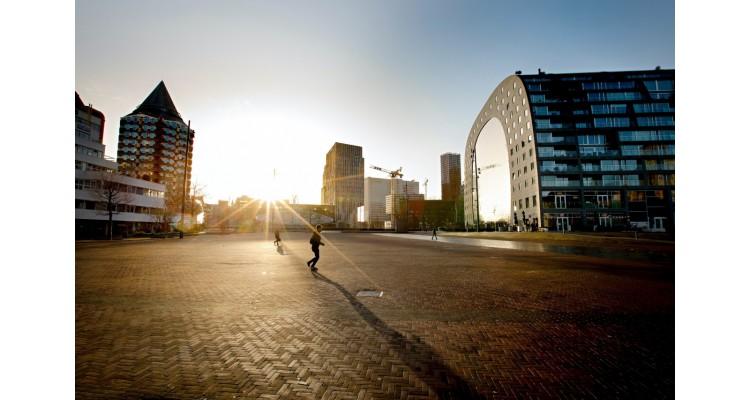 Eurovision village-Rotterdam