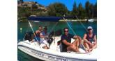 φίλοι στο σκάφος