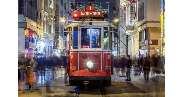 Istanbul-Taxim