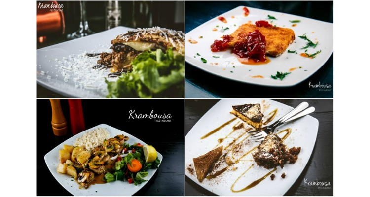 Krambusa food
