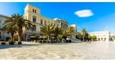 Syros-island-Ermoupolis-town hall