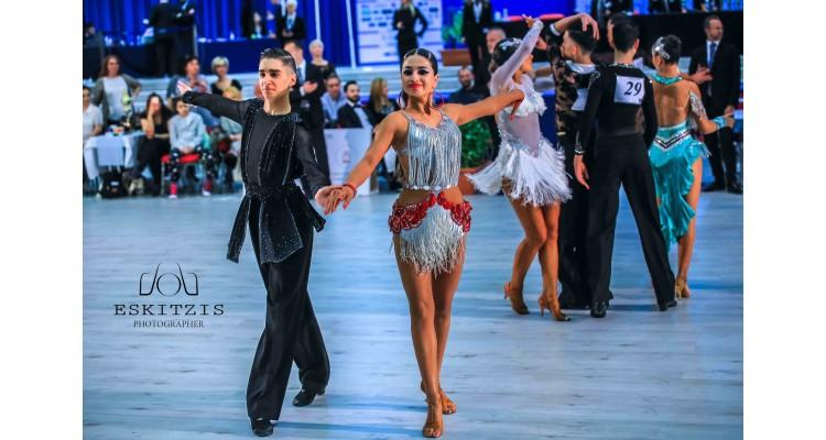 Χορός Λάτιν
