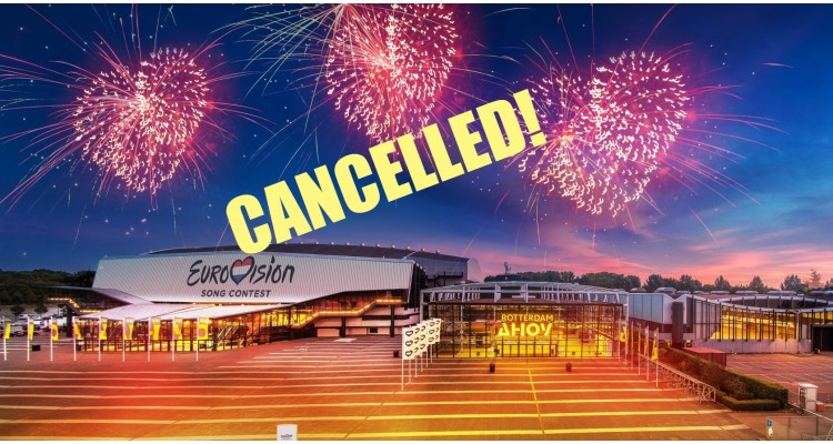 Eurovision 2020-Rotterdam-the Netherlands-cancelled