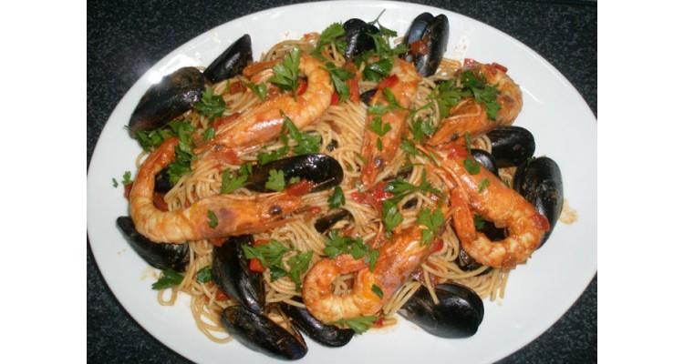 Agkyrovoli-seafood