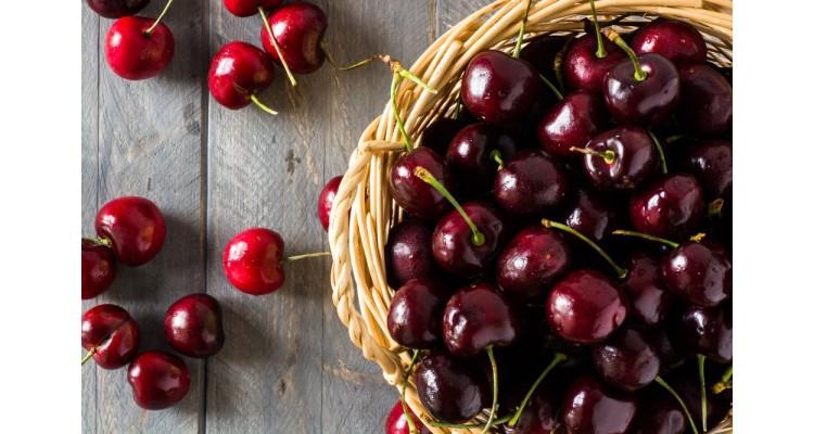 Food Expo Greece-cherries