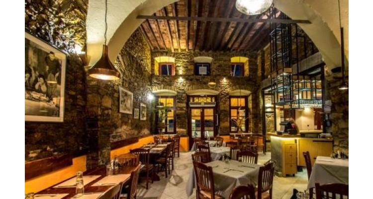 Syros-island-Amvix-italian restaurant