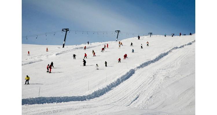 ski center-Kaimaktsalan