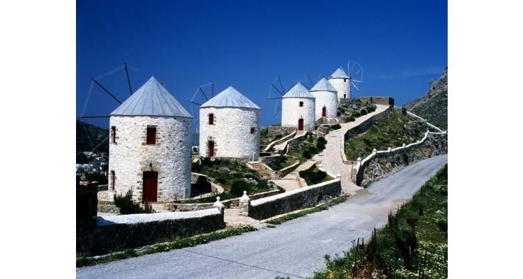Leros-island