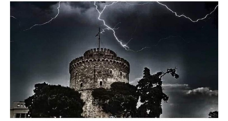Thessaloniki-white tower