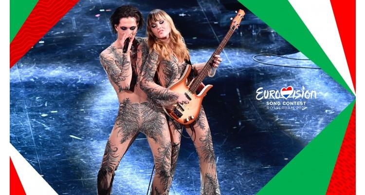 Eurovision 2021-Italy
