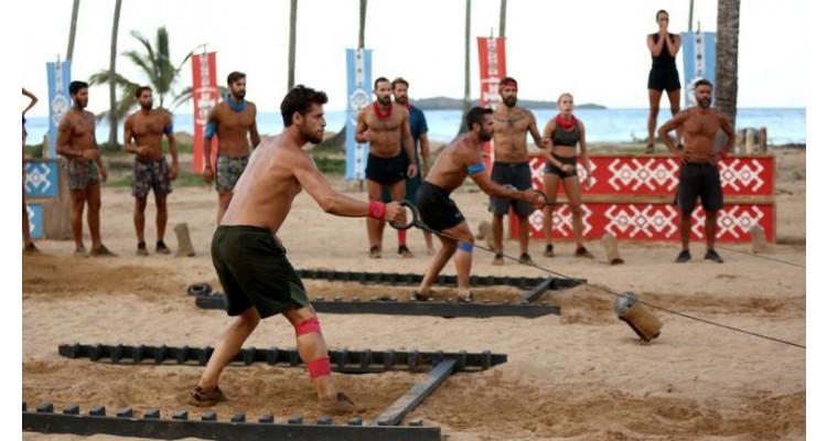 Survivor races