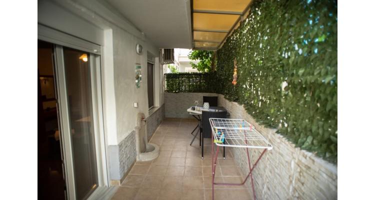 Maria Stoudios-Peraia Thessaloniki-veranda-balcony