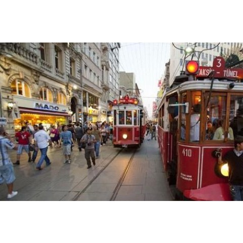 Istanbul-Istiklal