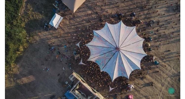 free earth festival-sona luna edition-Azapiko beach