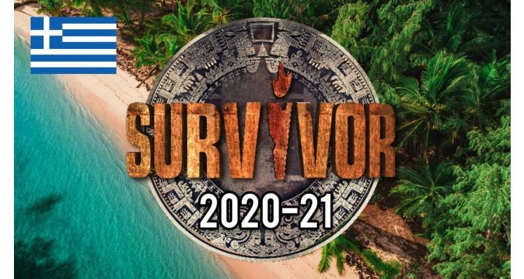 survivor Greece-2021