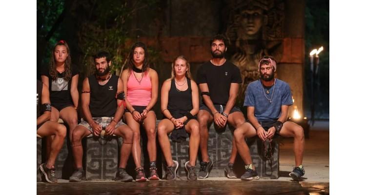 Survivor 2019-black team