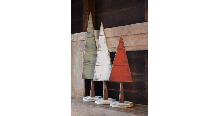decorative-item-wooden trees