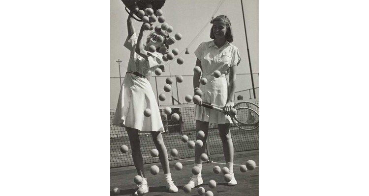 Old Tennis Fashion