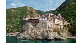 Athos-monasteries
