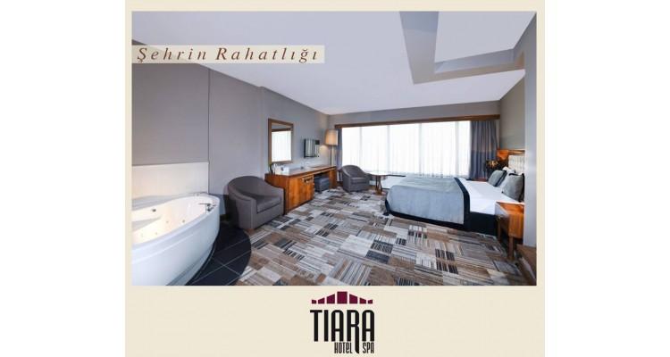 Tiara Hotel-bedroom